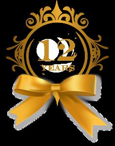 12 year rosette