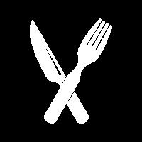 dine in menu icon
